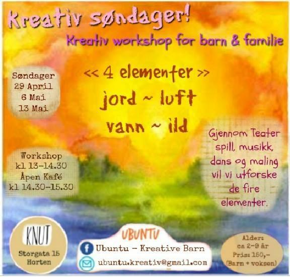 Barnas Kreative Søndager -