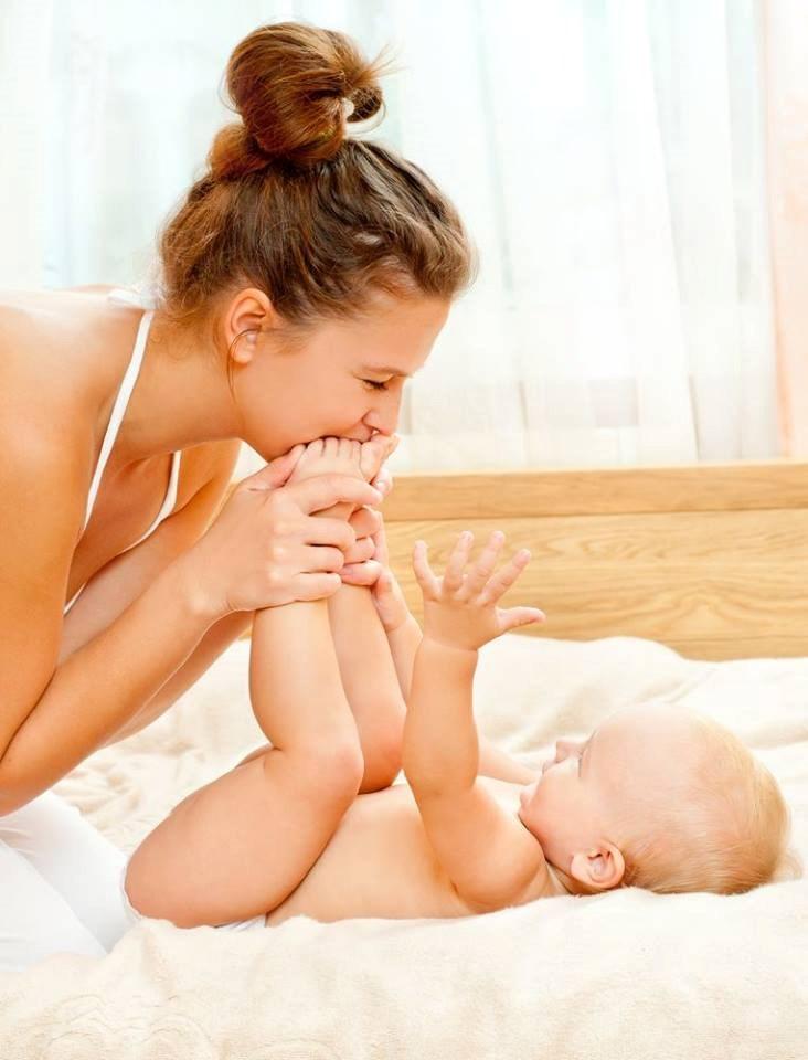 Babymassasje-kurs