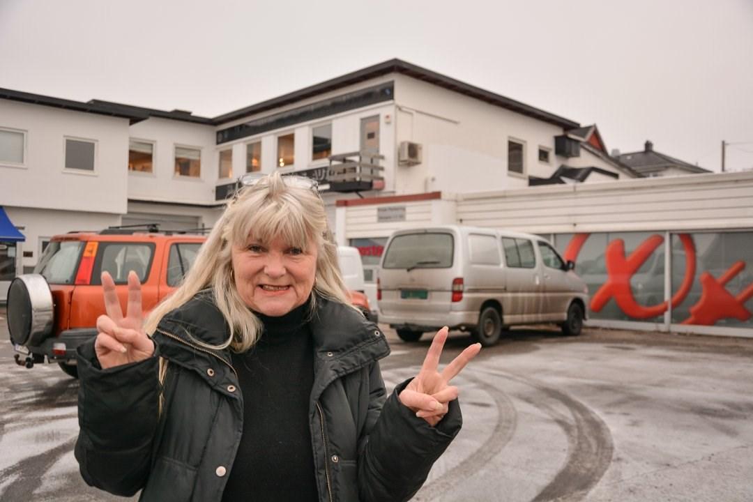 Foto: Trude Brænne Larssen, Gjengangeren
