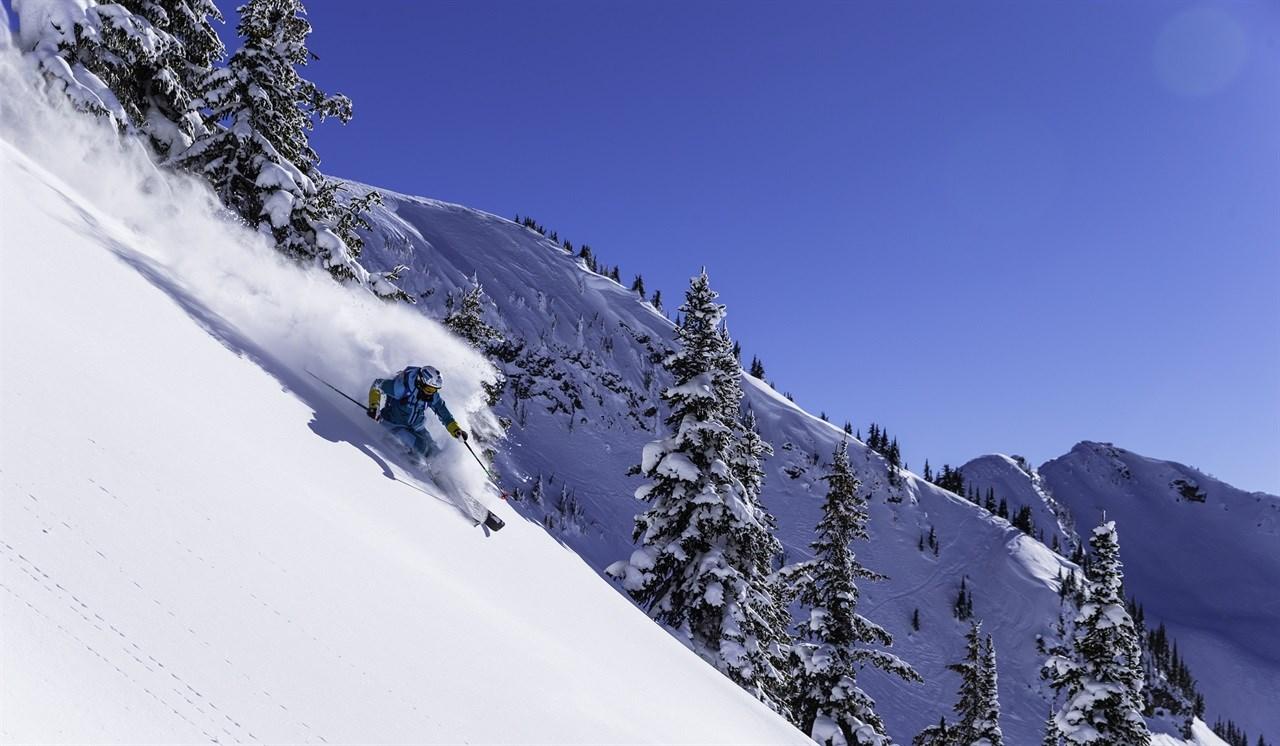 Hedvig Wessel trives i fjellet. Både sommer og vinter.