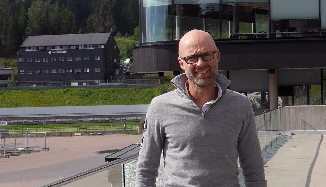 Trond Evald Hansen, administrerende direktør i Norsk Sportsbransjeforening.
