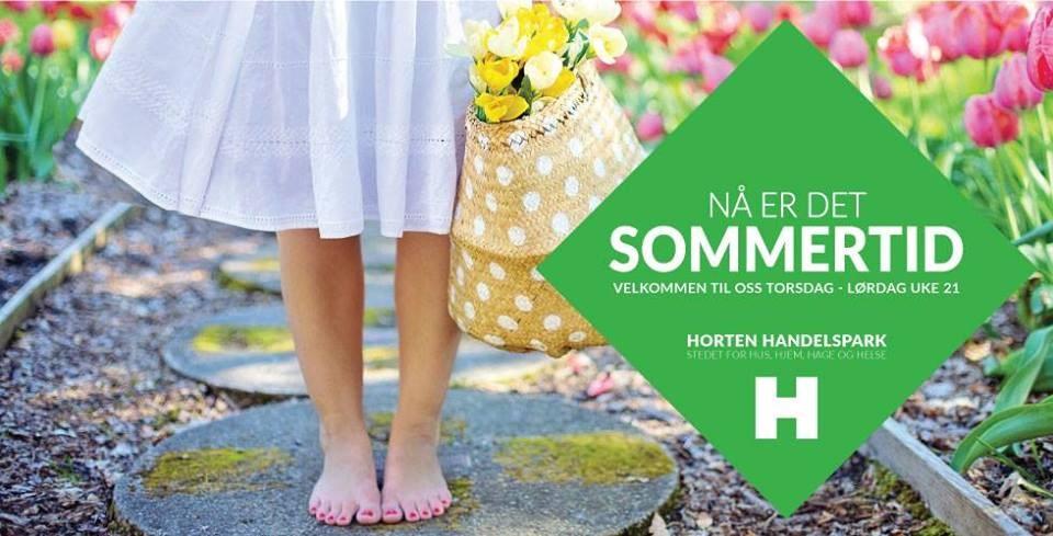 Kampanjedager i Horten Handelspark