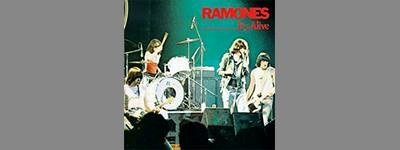 The Trombones spiller Ramones It`s Alive