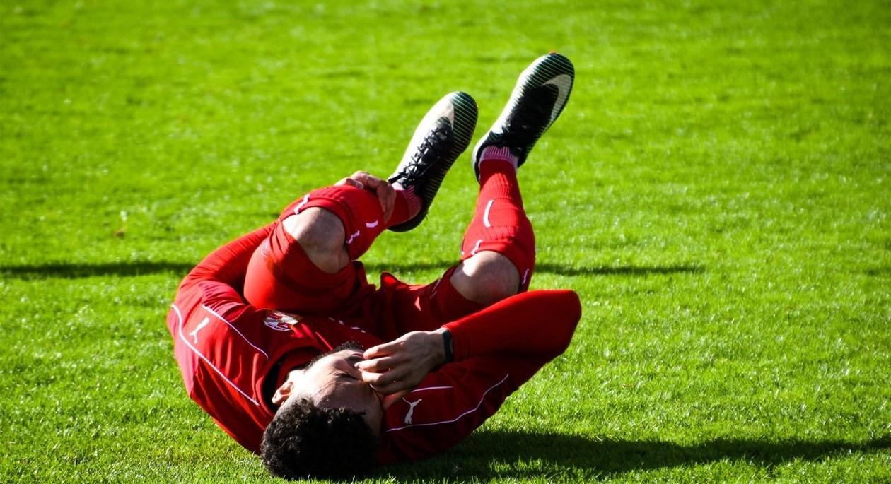 Na de zomer- of winterstop is er een grote kans op blessures