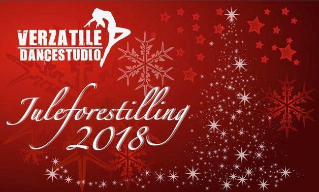 Verzatile juleshow 2018