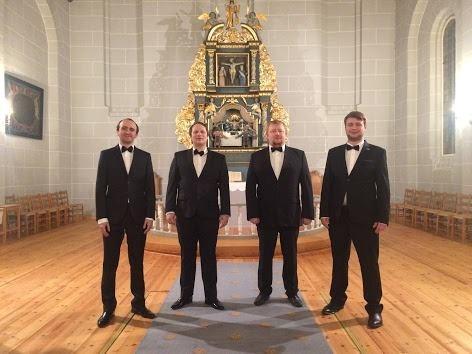 Nikolsky Male Ensemble i Borre kirke