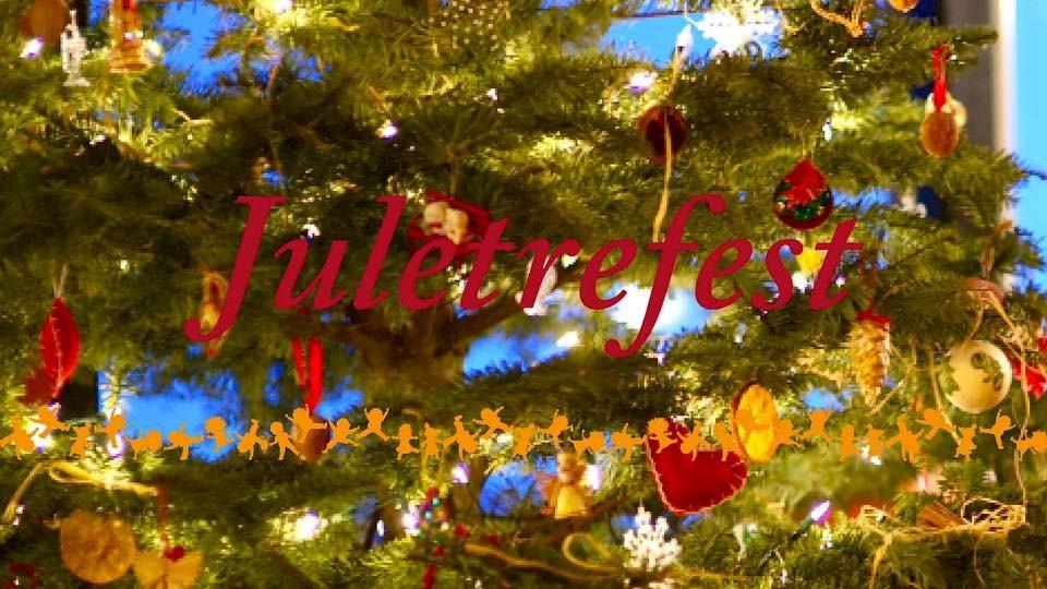 Juletrefest for store og små