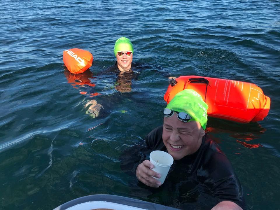 Openwater Horten - Moss 10.000m