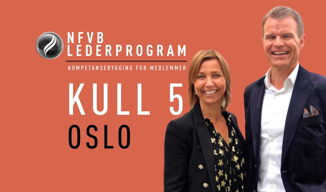 Therese og Alf Inge Cleve-Stiansen lover deg et unikt lederutviklingsprogram.