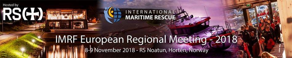 IMRF European Regional Development Meeting 2018
