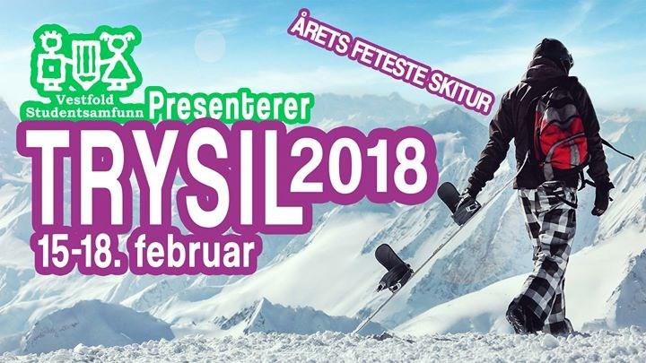 Årets skitur: Trysil 2018