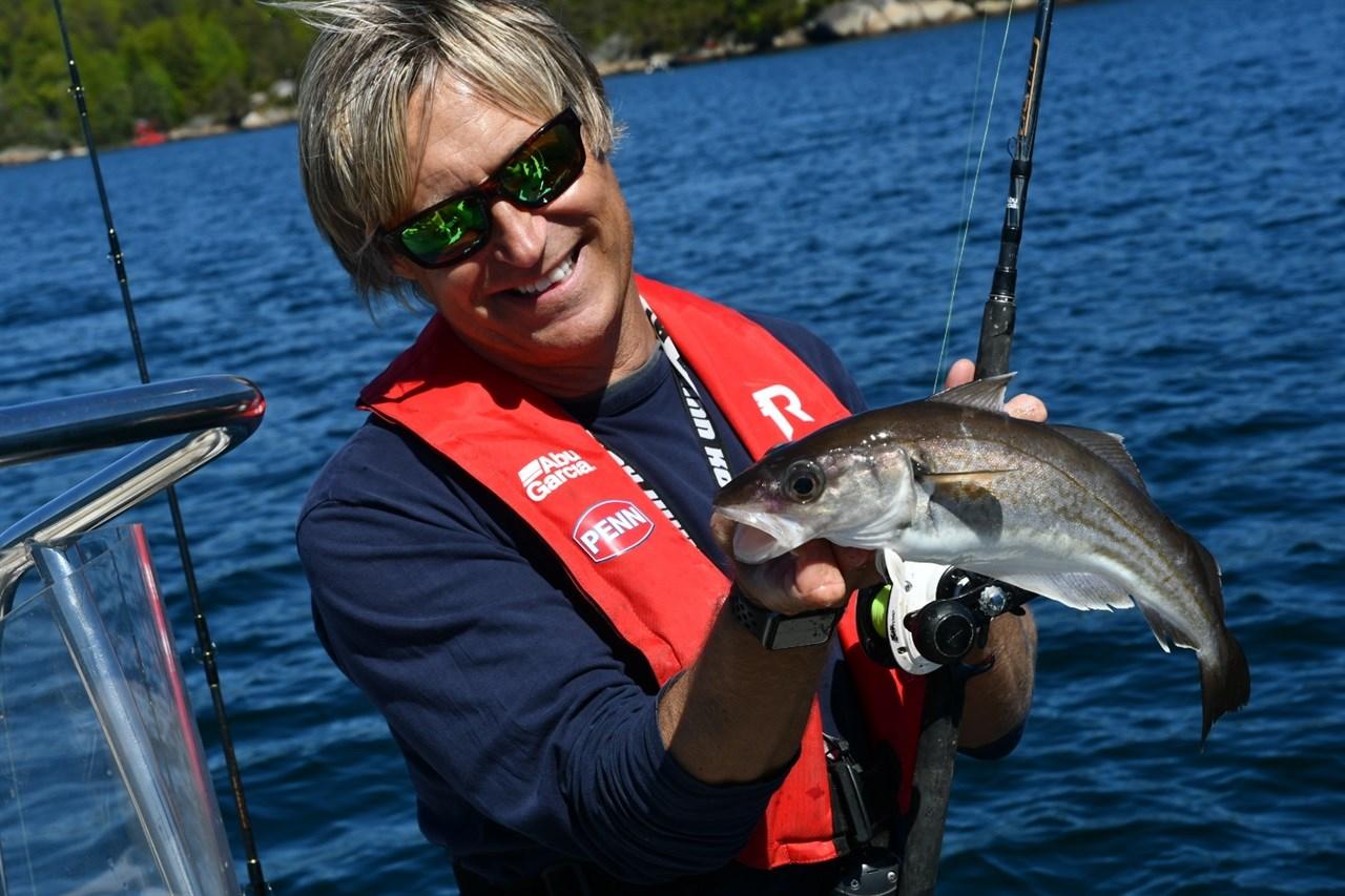 Asgeir Alvestad er en av Norges mest kjente og meritterte fiskere. Nå står han bak appen FiskHer.