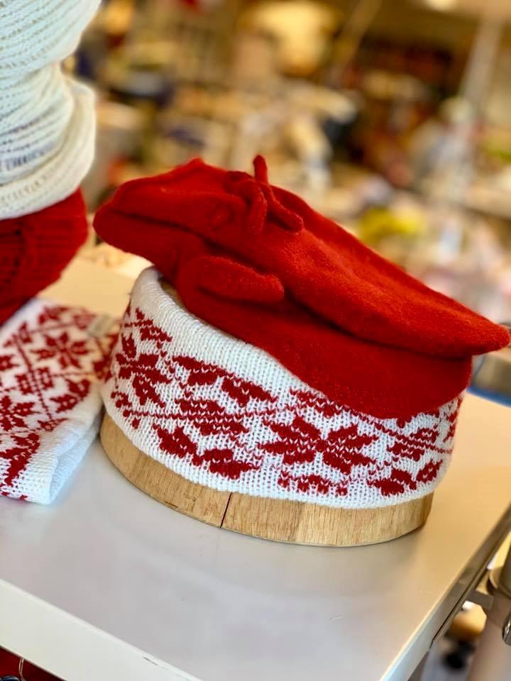 Julecafé på Jobbintro