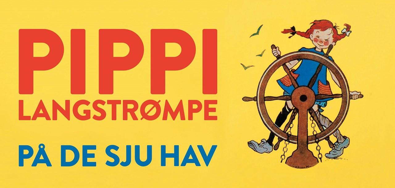 Pippi på de sju hav // Bakkenteigen kulturhus
