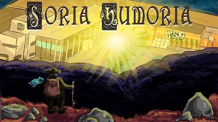 Bakkenteigen Studentrevy: Soria Humoria