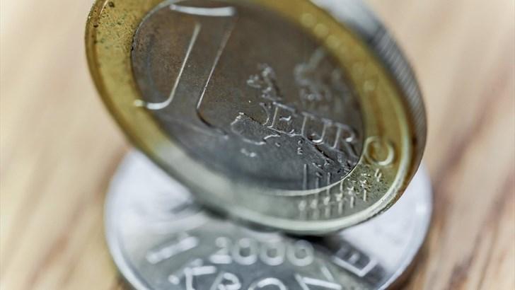 UROVEKKENDE EURO-KURS: Sportsbransjen kan kommet til å bli preget av at Euroen nå står i nærmere 10 mot den norske krona. ILLUSTRASJONSFOTO