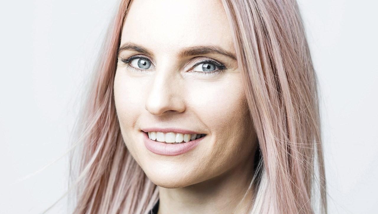 Sølvi Bjørnevoll, Daglig leder Norsk Frisørskole i Bergen. Foto: Erika Hebbert