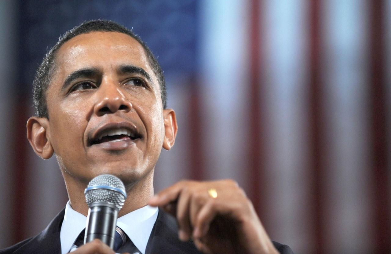 TALERTILNORSKENÆRINGSLIVSLEDERE: Onsdag 26. september 2018 kommer Barack Obama til X Meeting Point i Skedsmo. Foto: Shutterstock