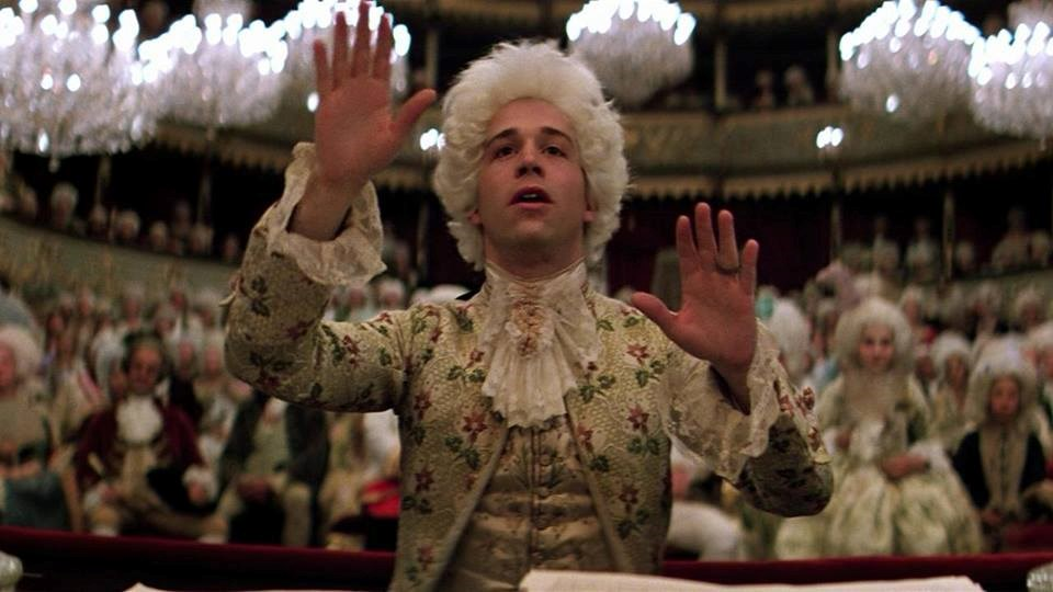 Amadeus, Milos Forman, USA 1984