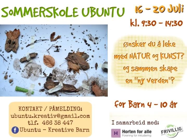 Sommerskole Ubuntu