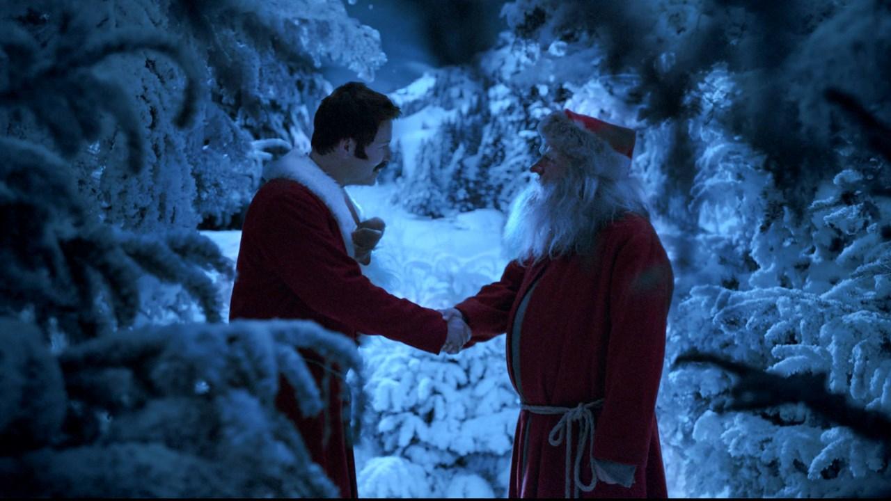 Julevisning: Snekker Andersen og Julenissen