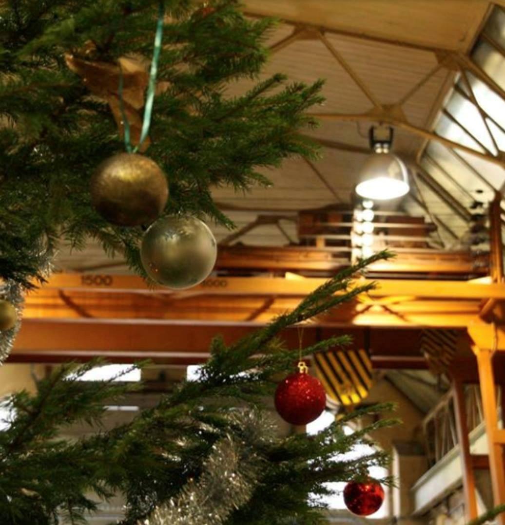Jul på Karljohansvern 2018