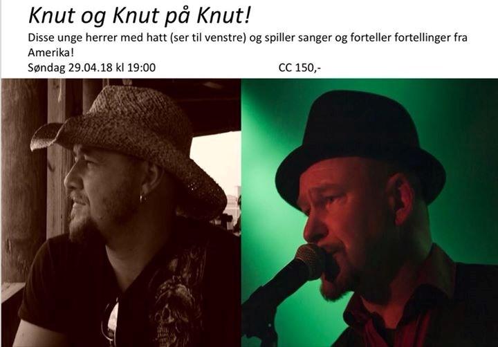 Knut og Knut på Knut!