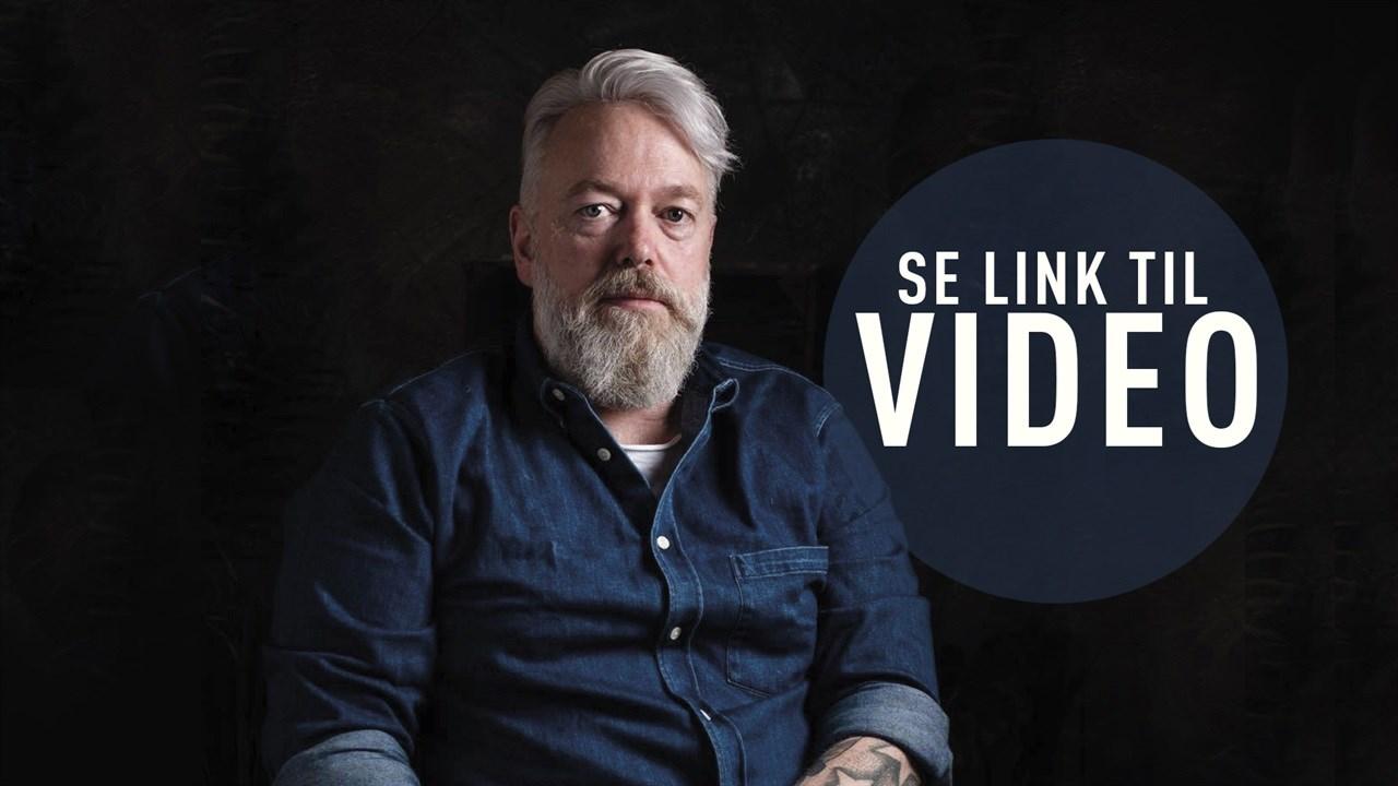 Hårstylist Terje Leiseth er stolt av frisørens innsats under koronapandemien. Han setter pris på musikkvideoen fra Everyhair.