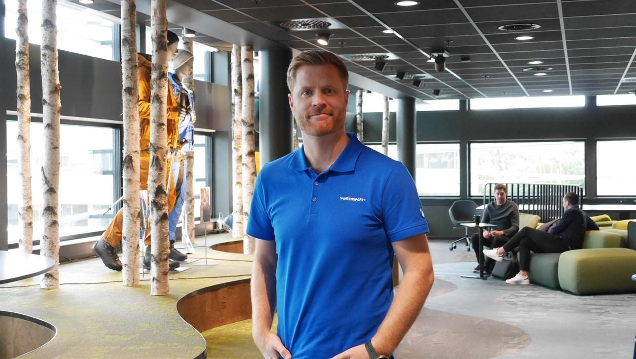 Får klarsignal til ny sportsgigant. Nå kan Lars Kristian Lindberg, sjefen i Gresvig, fortsette jobben med å snu skuta.