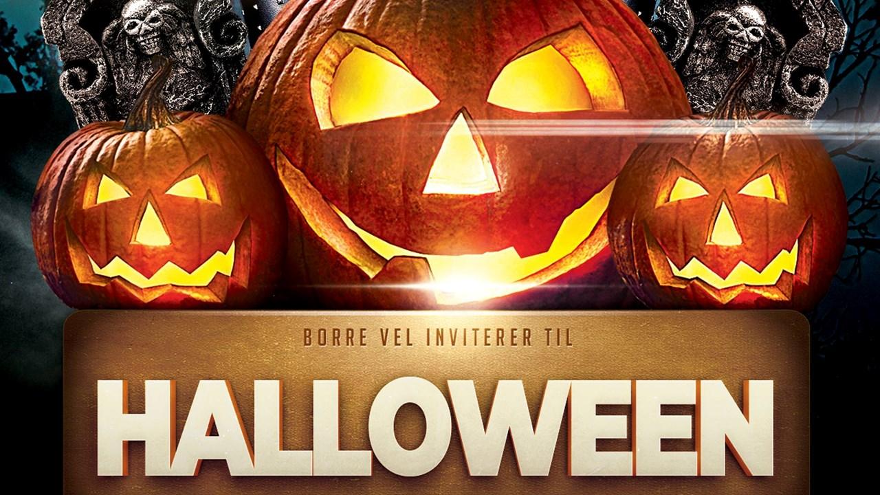 Halloween på Borre