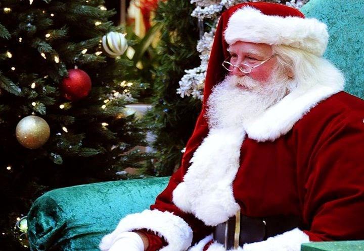 Julaften på Glassmagasinet 24. desember