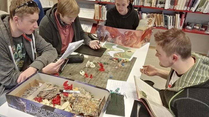 Dungeons and Dragons, en introduksjonskveld