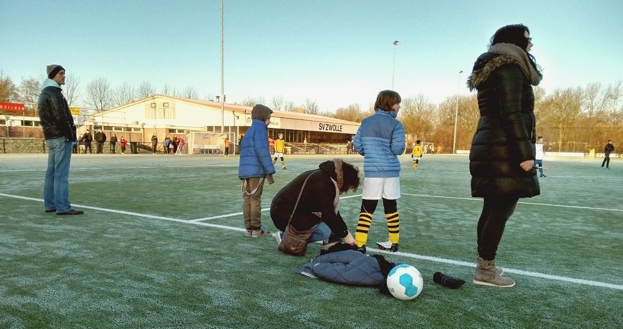 In het voorjaar van 2019 overweegt de KNVB al te starten met pupillenvoetbal op zondag