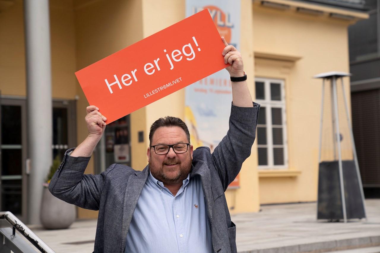 Hurra for Glenn Due-Sørensen, som fyller 46 år i dag, 6. mai 2019!