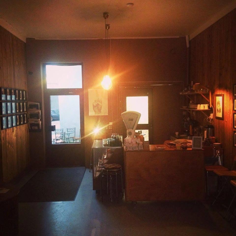 Åpning av FRI's Café Don't Tell Mama Horten