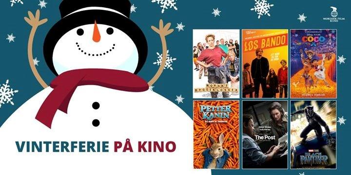Vinterferie på Horten kino