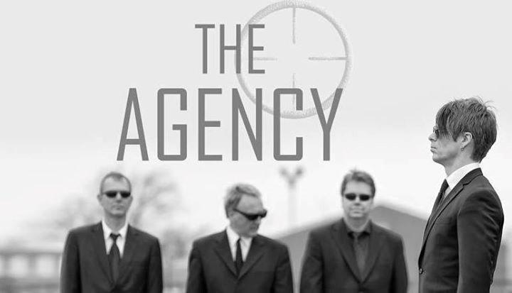 The Agency konsert - 2. Juledag på Naustet