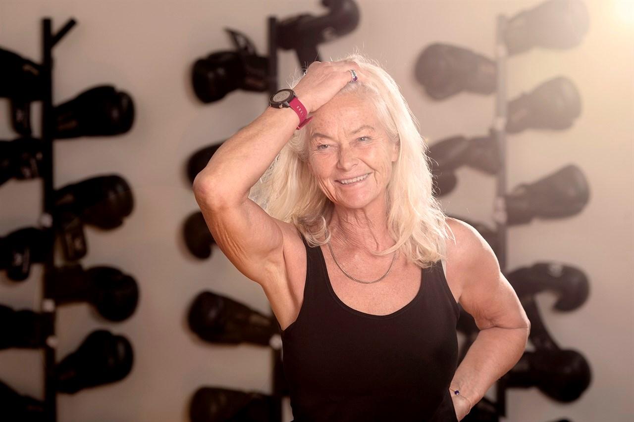 Spreke voksene. Et gledelig funn i Garmins helserapport er at seniortreningen er en trend som fortsetter å vokse.