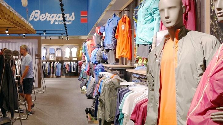 Bergans vil være en pådriver i utviklingen av mer bærekraftige tekstiler.