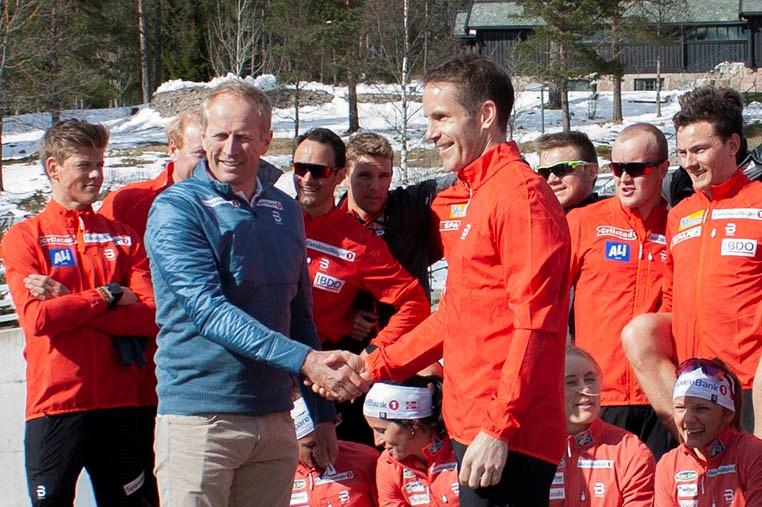 2014. Starten på åtte begivenhetsrike år. Dæhlie Sportswear har vært partner til Norges Skiforbund Langrenn siden 2014, og avtalen fortsetter ut OL-sesongen 2022.