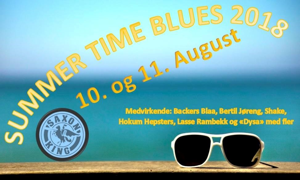 Summer Time Blues 2018