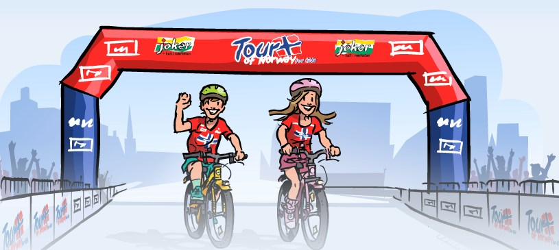 Tour of Norway for Kids Horten