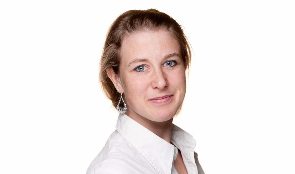 Karoline Bakka Hjertø jobber for Etisk Handel