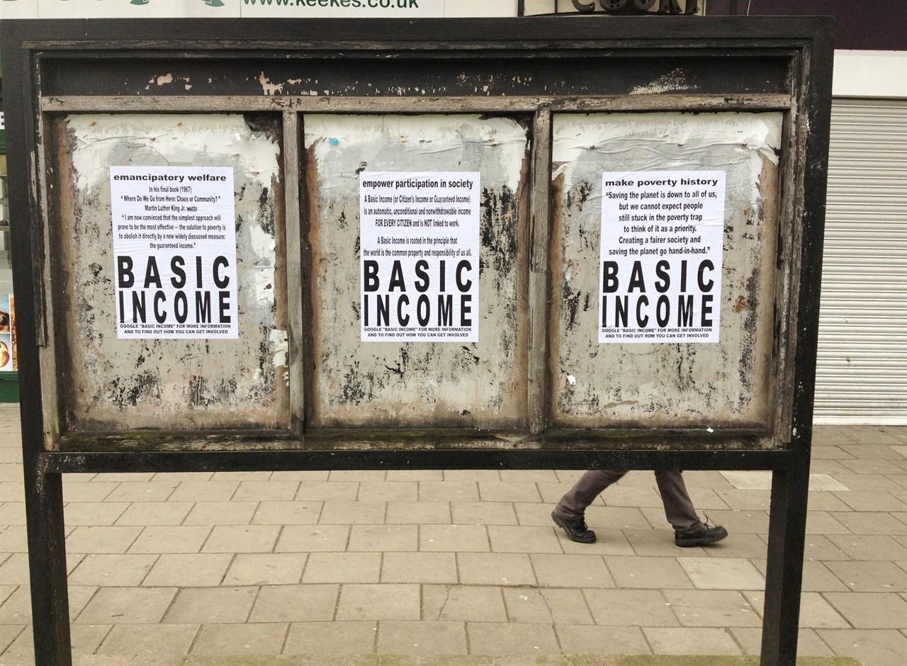 <br/>Borgerlønn- fremtidens velferd?