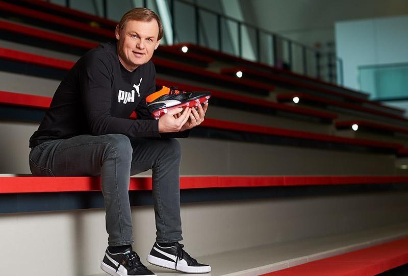 Bjørn Gulden, administrerende direktør i Puma.