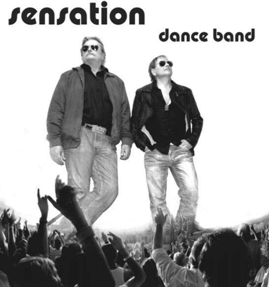 Sensation Danceband til Marinegården i Horten<br/>