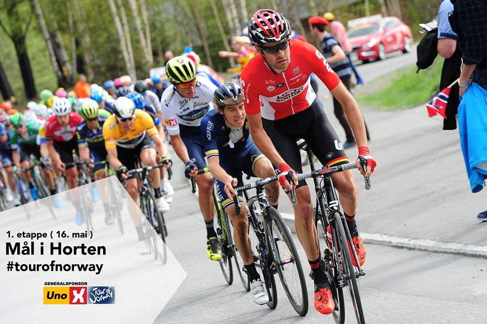 Tour of Norway 2018 - 1. etappe - Mål i Horten