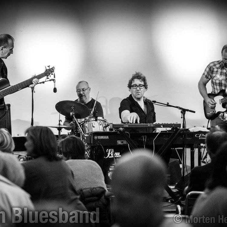 Bärum Blues Band Cover 100kr.