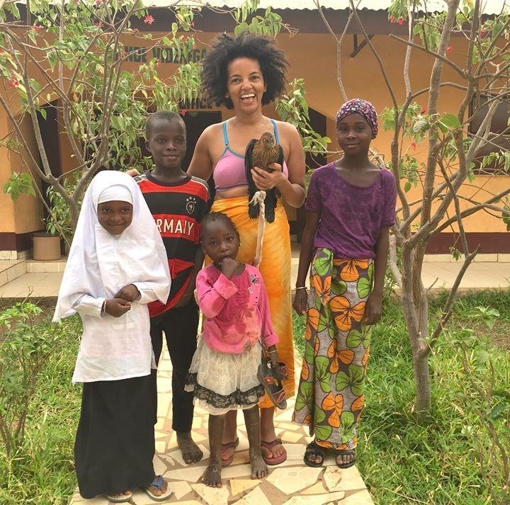Utvikling, håp og rettferdighet for Afrikas barn