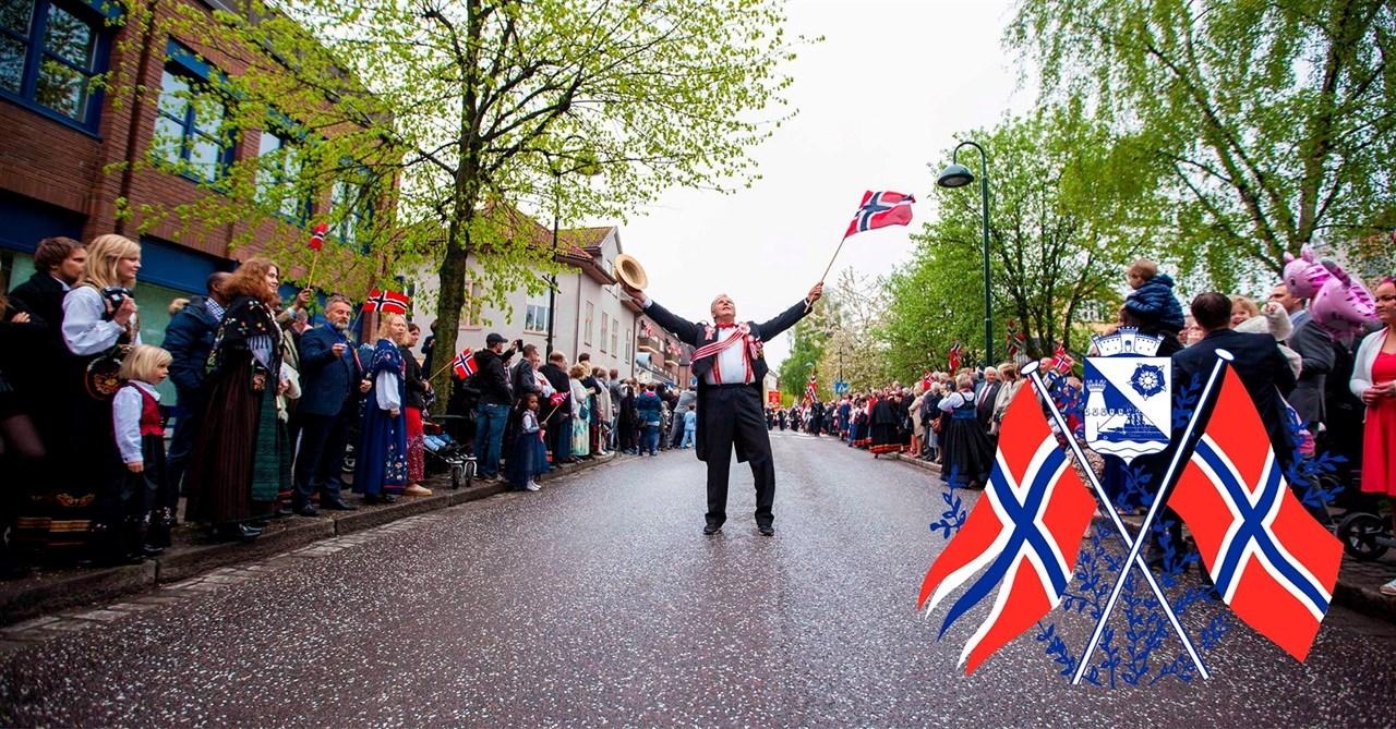 17.mai i Horten kommune